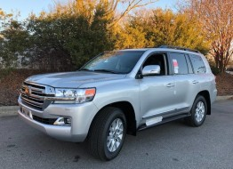 Toyota Land Cruiser 2017