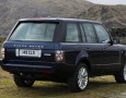 Range Rover facelift la Paris